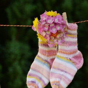 Laines pour chaussettes